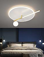 cheap -LED Ceiling Light 45/45 cm Circle Design Flush Mount Lights Metal Modern Style Stylish Painted Finishes LED Modern 220-240V