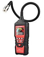 cheap -HABOTEST Gas Analyzer Gas Leak Detector PPM Meter Combustible Flammable Natural Tester 9999 PPM 20% LEL