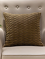 cheap -PillowCase Craftsmanship Netherlands Velvet PillowCase Solid Color Simplicity Cushion Cover Living Room Bedroom Sofa Cushion Cover