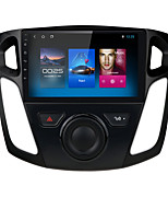 cheap -For Ford Focus 2012-2015 Android 10.0 Autoradio Car Navigation Stereo Multimedia Car Player GPS Radio 9 inch IPS Touch Screen 1 2 3G Ram 16 32G ROM Support iOS Carplay WIFI Bluetooth 4G