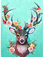 cheap -DIY 24D Diamond Painting Wall Animal Home Dcor Decoration Kits Landscape for Adults Kids