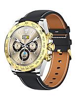 cheap -AW13 Smartwatch Fitness Running Watch Pedometer Sleep Tracker Heart Rate Monitor Long Standby Call Reminder Step Tracker IP68 46mm Watch Case for Women Men