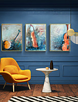 cheap -Wall Art Canvas Prints music Home Decoration Decor Rolled Canvas No Frame Unframed Unstretched