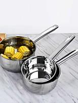 cheap -Stainless Steel Water Scoop Deepen Long Handle Kitchen Water Scoop Hangable Household