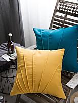 cheap -Pure Color Simple Modern High-end European Woolen Cloth Inlaid Cushion Office Waist Sofa Pillowcase