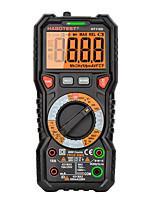 cheap -HABOTEST HT118D True RMS Manual Range Professional 6000 counts Digital Multimetro Ohm Hz Capacitance Hz Voltmeter Multitesters