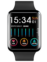 cheap -KESHUYOU i7 Fashion Smart Watch Men IP67 Waterproof Full Touch Heart Rate Fitness Tracker Game Clock for IOS Android Kids Gift