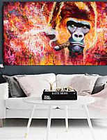cheap -Wall Art Canvas Prints Painting Artwork Picture  animals Home Decoration Decor Rolled Canvas No Frame Unframed Unstretched