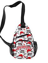 cheap -School Bag Halloween Daypack Bookbag Laptop Backpack with Multiple Pockets for Men Women Boys Girls 19.5*8*33cm