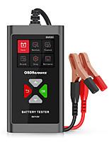 cheap -KINGBOLEN OBD BM580 Truck Battery Analyzer 6V 12V Reversible Access Clips 100-2000 CCA BCI EN Car Motorcycle Voltage Check Charging Test Tool