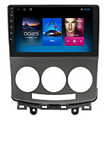 cheap -For Mazda5 2005-2010 Android 10.0 Autoradio Car Navigation Stereo Multimedia Car Player GPS Radio 9 inch IPS Touch Screen 1 2 3G Ram 16 32G ROM Support iOS Carplay WIFI Bluetooth 4G