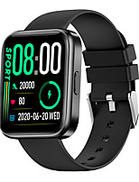 cheap -BW0265 Smartwatch Fitness Running Watch Bluetooth Pedometer Activity Tracker Sleep Tracker Message Reminder Call Reminder Camera Control 37mm Watch Case for Android iOS Men Women