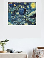 cheap -DIY 5D Diamond Painting Wall Home Decor Decoration Kits Starry Night Van Gogh style for Adults Kids