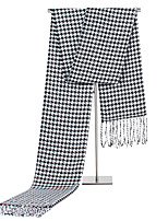 cheap -Men's Rectangle Scarf Casual Toast Scarf Print
