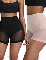cheap -High Waist Slimming Panties Butt Lifter Shapewear Waist Cincher Belly Flat Sexy Hip Control Body Shaper Underwear