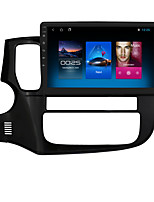 cheap -For Mitsubishi outlander 2012-2017 Android 10.0 Autoradio Car Navigation Stereo Multimedia Car Player GPS Radio 10 inch IPS Touch Screen 1 2 3G Ram 16 32G ROM Support iOS Carplay WIFI Bluetooth 4G
