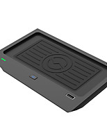cheap -Fit for Nissan Altima 2019 2020 2021 Left Rudder Car Accessories 10W Qi Wireless Charger Smart Phone Samsung Galaxy iPhone Huawei Wireless Charging Pad Mat Storage Box Easy To Install Left Rudder
