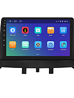 cheap -For Renault Meganee 2008-2014 Android 10.0 Autoradio Car Navigation Stereo Multimedia Car Player GPS Radio 9 inch IPS Touch Screen 1 2 3G Ram 16 32G ROM Support iOS Carplay WIFI Bluetooth 4G