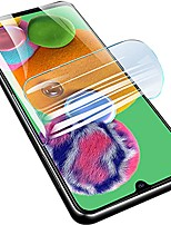 cheap -[2 pack]hydrogel film screen protector compatible with samsung galaxy a52 5g/4g, [full coverage]transparent soft tpu protective film (not tempered film)