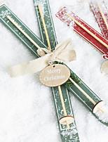 cheap -Nordic Christmas Decorations Christmas Wooden Sleigh Christmas Door Hanging Door Decoration