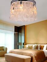cheap -LED Ceiling Light 40 cm Pendant Lantern Design Flush Mount Lights Metal Electroplated Modern 220-240V