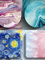 cheap -Coaster Diatom Mud Ins Style Diatomite Household Absorbent Tea Coaster Insulation Pad Water Coaster