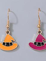 cheap -Women's Drop Earrings Earrings Classic Head Fashion European Earrings Jewelry Gold For Halloween 1 Pair