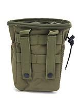 cheap -outdooer utility pouch bag airsoft military molle belt dump drop bag