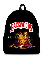 cheap -School Bag Halloween Daypack Bookbag Laptop Backpack with Multiple Pockets for Men Women Boys Girls 43*34*17cm