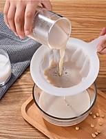 cheap -Soy Milk Filter Soymilk Strainer Screen Ultra-Fine Broken Wall Baby Juice Squeezed Residue Kitchen Colander Dregs