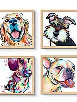 cheap -DIY 45D Diamond Painting Wall Home Decor Decoration Kits Animal Dog Nursery for Adults Kids