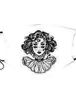cheap -Unisex Face Mask Cotton Fashion Home ContemporaryMask
