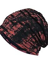 cheap -Men's Protective Hat Street Dailywear Pure Color Color Block Black Hat