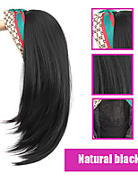 cheap -Synthetic Wig Curly kinky Straight Asymmetrical Wig Long A15 Synthetic Hair Women's Soft Party Fashion Mixed Color