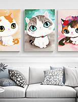 cheap -DIY 5D Diamond Painting Wall Home Decor Decoration Kits Animal Cat Nursery for Adults Kids