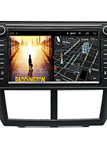 cheap -Android 9.0 2din Autoradio Car Navigation Stereo Multimedia Player GPS Radio 8 inch IPS Touch Screen for SUBARU FORESTER 2008-2012 1G Ram 32G ROM Support iOS System Carplay