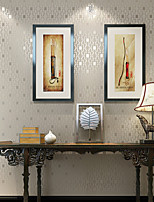 cheap -Wallpaper Wall Covering Sticker Film Peel and Stick Removable Tradition Non Woven Home Decor 53*1000cm