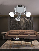 cheap -LED Ceiling Light 14/18 cm Circle Design Flush Mount Lights Metal Modern Style Stylish Painted Finishes LED Modern 220-240V
