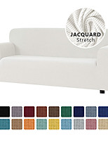 cheap -Sofa Cover Geometric Yarn Dyed Polyester Slipcovers
