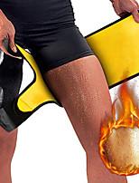 cheap -Thin Thigh Trimmer Leg Shaper Belt Neoprene Sweat Shapewear Toned Muscles Band Thigh Slimmer Wrap