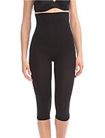 cheap -Women's High-Waisted Shapewear Anti-Cellulite Massage Capri Leggings Pants Slimming Beauty Bodysuit Corset Shape Women Fat Slim Cuts Burning Sexy Underwear