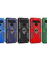 cheap -Phone Case For LG Back Cover K52 K42 K62 LG K50 LG K61 K41S K51S Shockproof Dustproof with Stand Solid Colored TPU