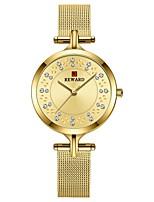 cheap -REWARD Women's Quartz Watches Analog Quartz Fashion Large Dial
