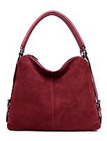 cheap -Women's Bags PU Leather Crossbody Bag Top Handle Bag Zipper Plain Solid Color Vintage Daily Outdoor Retro Leather Bag Handbags Blue Black Red Brown