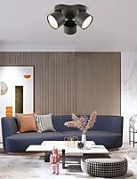 cheap -30 cm Pendant Lantern Design Flush Mount Ceiling Lights LED Metal Painted Finishes Modern 220-240V