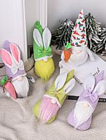 cheap -Faceless Doll Decoration Cartoon Rabbit Doll Holiday Cute Elf Decoration