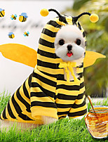 cheap -Dog Cat Dog clothes Cosplay Casual Daily Casual / Daily Winter Dog Clothes Puppy Clothes Dog Outfits Warm 1 Costume for Girl and Boy Dog Cotton Blend S M L XL XXL