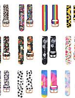 cheap -Smart Watch Band for Garmin 1 pcs Sport Band Silicone Replacement  Wrist Strap for Garmin Vivoactive 4S