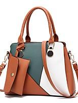 cheap -Women's Bags Crossbody Bag Top Handle Bag Shopping Daily Handbags Earth Yellow Blushing Pink Gray Khaki