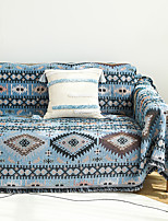 cheap -Chenille multi-purpose Throw Blanket double-sided usable Soft Fluffy Warm Cozy Plush Four Seasons universal Blue